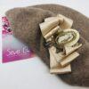 lana basco fiocco osso raso strass